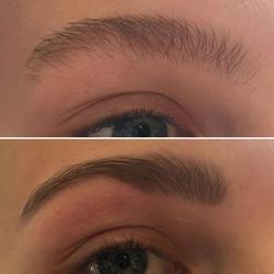 Eyebrow Shape & Tint