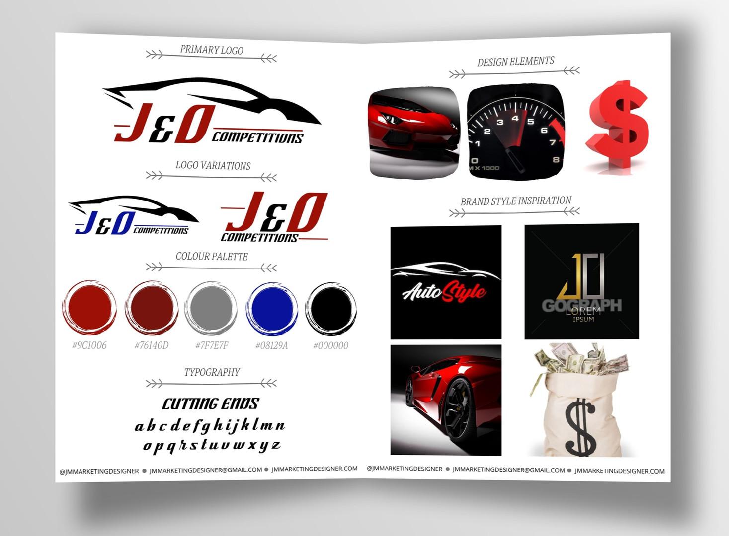J&O Competitions Branding File Mock Up.j