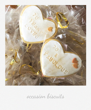 occasion biscuits