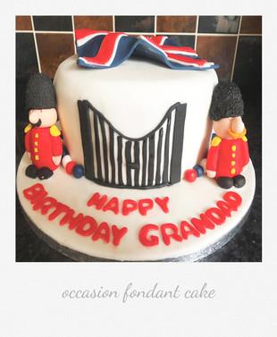 grandad british cake