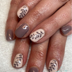 Gel Polish - Neutral Nail Art
