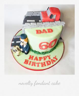 postman cake