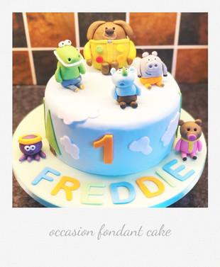 occasion birthday cake