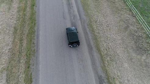 Top Down Driving Shots