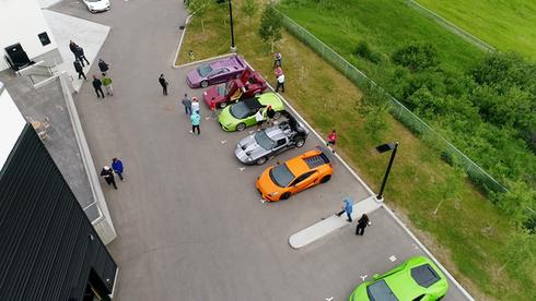 Outdoor Events/Automotive