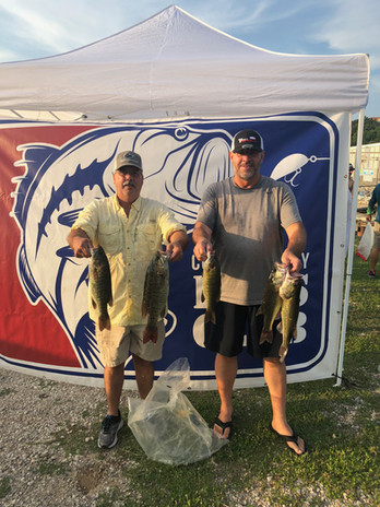 2018  Lake Texoma Open Event