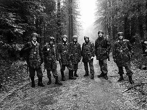 World War II paratroopers