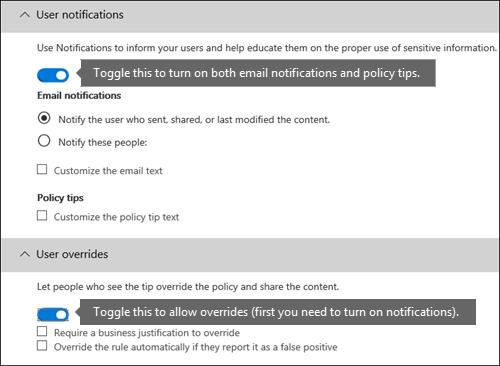 Microsoft Office 365 Data Loss Prevention