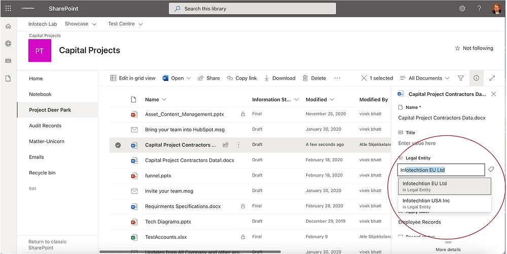 SharePoint metadata auto suggest