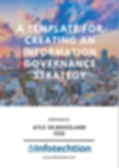 Information Governance Strategy Template