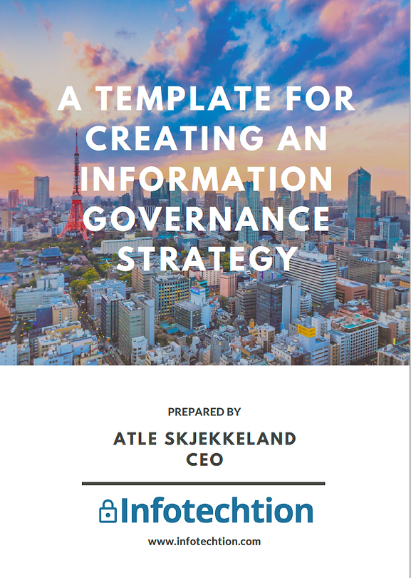 Information Governance Strategy Template