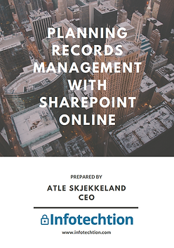Planning Records Management with SharePoint Online