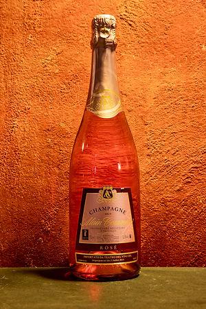 Champagne Rosé Brut NV Alain Couvreur