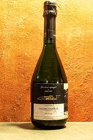 """Champagne Zéro Dosage """"Les trois cepages"""" NV Collard-Chardelle"""