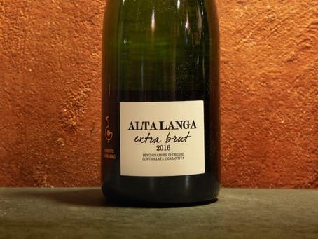 Alta Langa Extra Brut 2016, Garbarino - Calendario dell'Avvento, giorno 19