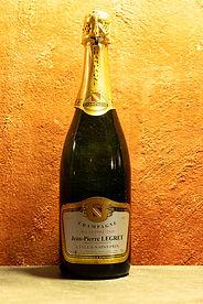Champagne Brut Millésime  2000 Jean-Pierre Legret