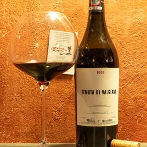 Tenuta di Valgiano, Valgiano Rosso 1999 - Appunti di degustazione