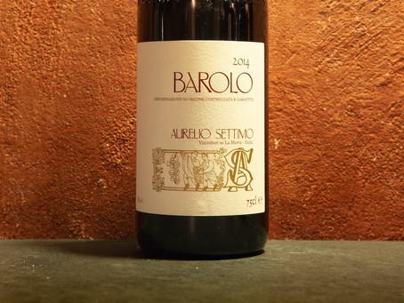 Barolo 2014, Aurelio Settimo - Calendario dell'Avvento, giorno 24