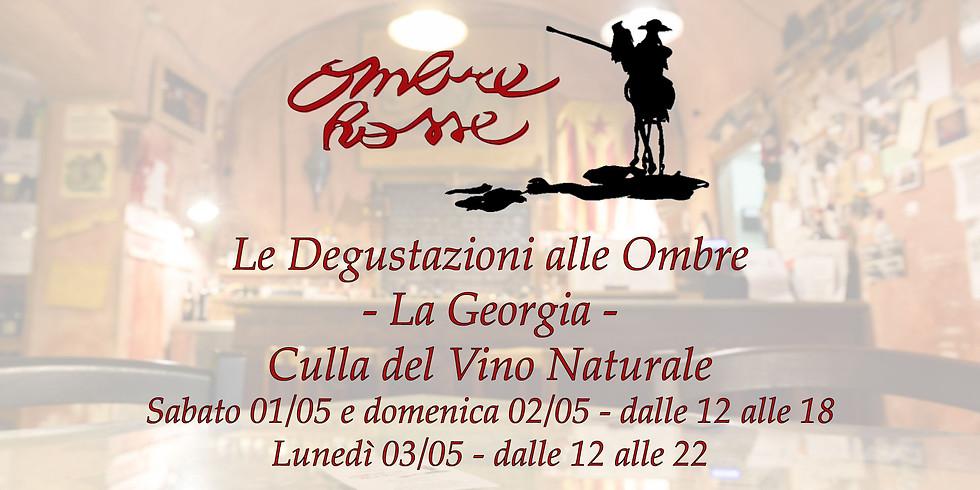 Le Degustazioni alle Ombre - La Georgia, culla del vino naturale