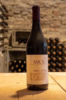 Barolo 2012 Settimo Aurelio