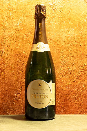 Champagne Brut Tradition NV Corentin Breton