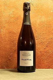 Champagne Brut Tradition NV Goussard Gustave