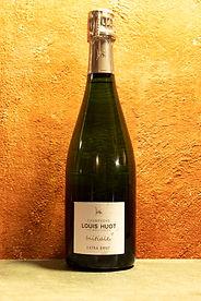 "Champagne ""Cuvée Initiale"" Extra Brut NV Huot Louis"