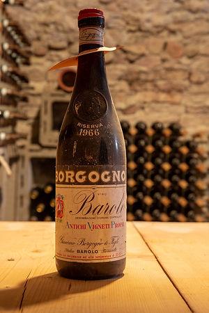 Barolo Riserva 1966 Borgogno