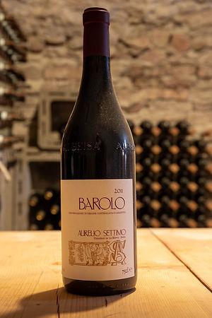 Barolo 2011 Settimo Aurelio