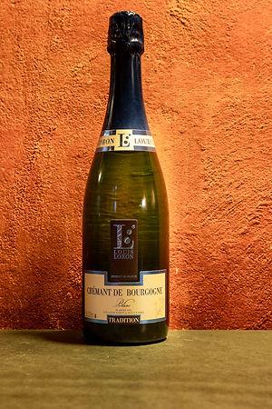 """Cremant De Bourgogne Brut """"Cuvée Tradition"""" NV Louis Loron"""