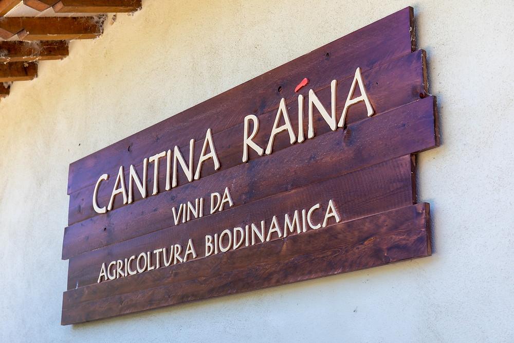 Cantina Raina, Francesco Mariani