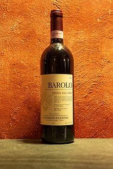 "Barolo ""Vigna Del Gris"" 2004 Conterno Fantino"
