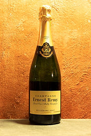 Champagne Extra-Brut Blanc de Noir Gran Cru Millésime 2007 Remy Ernest