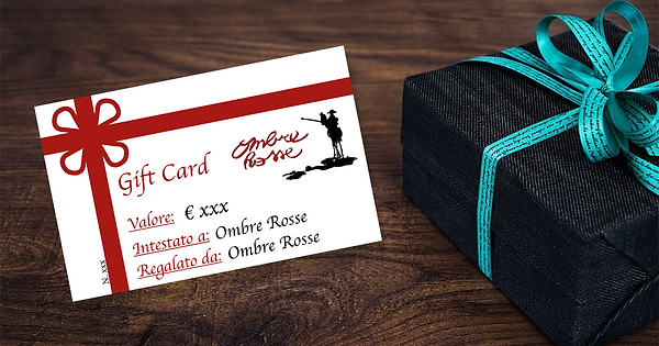 Gift Card Ombre Rosse Parma