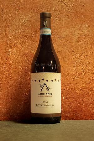 """Dolcetto d'Alba """"Aldo"""" 2018 Adriano Marco e Vittorio"""