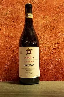 """Barolo """"Cannubi"""" 2014 Brezza"""