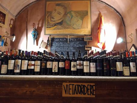 La Toscana in Rosso: una degustazione a tutto tondo per ricominciare l'anno