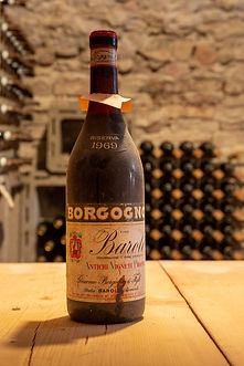 Barolo Riserva 1969 Borgogno