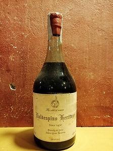 - Brandy de Jerez Valdespino Heritage Solera Gran Reserva