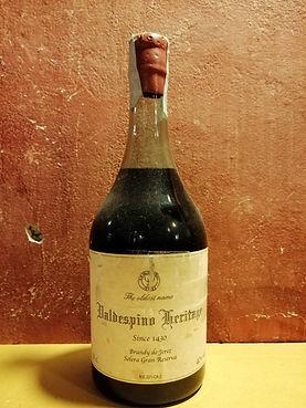 Il Grande Brandy de Jerez Valdespino