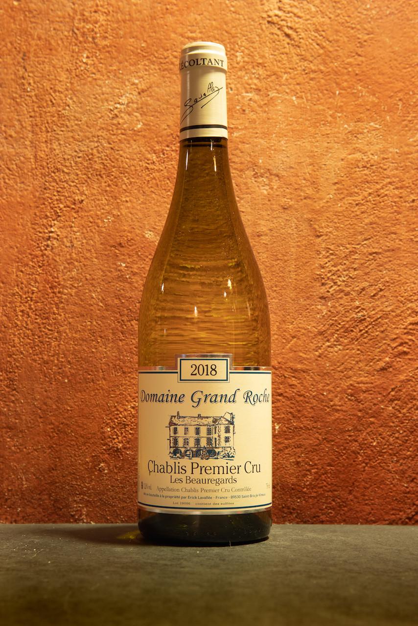 Chablis Premier Cru Domaine Grand Roche