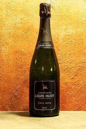 """Champagne """"Carte Noir"""" Brut NV Huot Louis"""