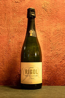 Cava Brut Nature NV Rigol