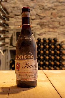 Barolo Riserva 1971 Borgogno
