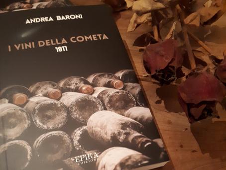 Racconti DiVini a Ombre Rosse: Andrea Baroni, il giovane sommelier e i vini della cometa 1811