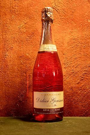 Champagne Rêve de Rosé Brut NV Didier Goussard