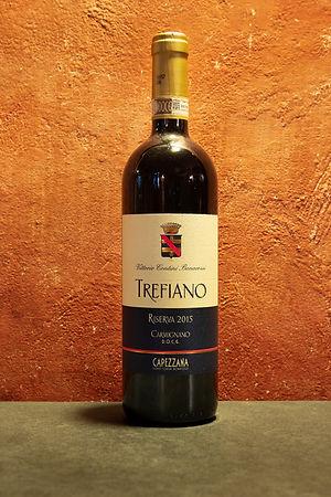 """Carmignano Riserva """"Trefiano"""" 2015 Tenuta Capezzana"""