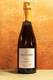 "Champagne Brut ""Patrimony"" NV Apollonis"