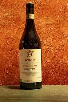"""Barolo """"Castellero"""" 2015 Brezza"""