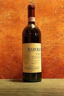 """Barolo """"Mosconi"""" 2004 Conterno Fantino"""